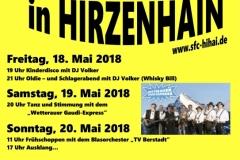 Fliegerfest 2018
