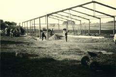Stahlträger - Rohbau