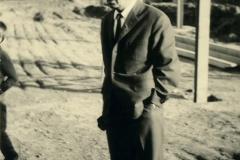 Vereinsmitbegründer Lehrer Emil Schäfer