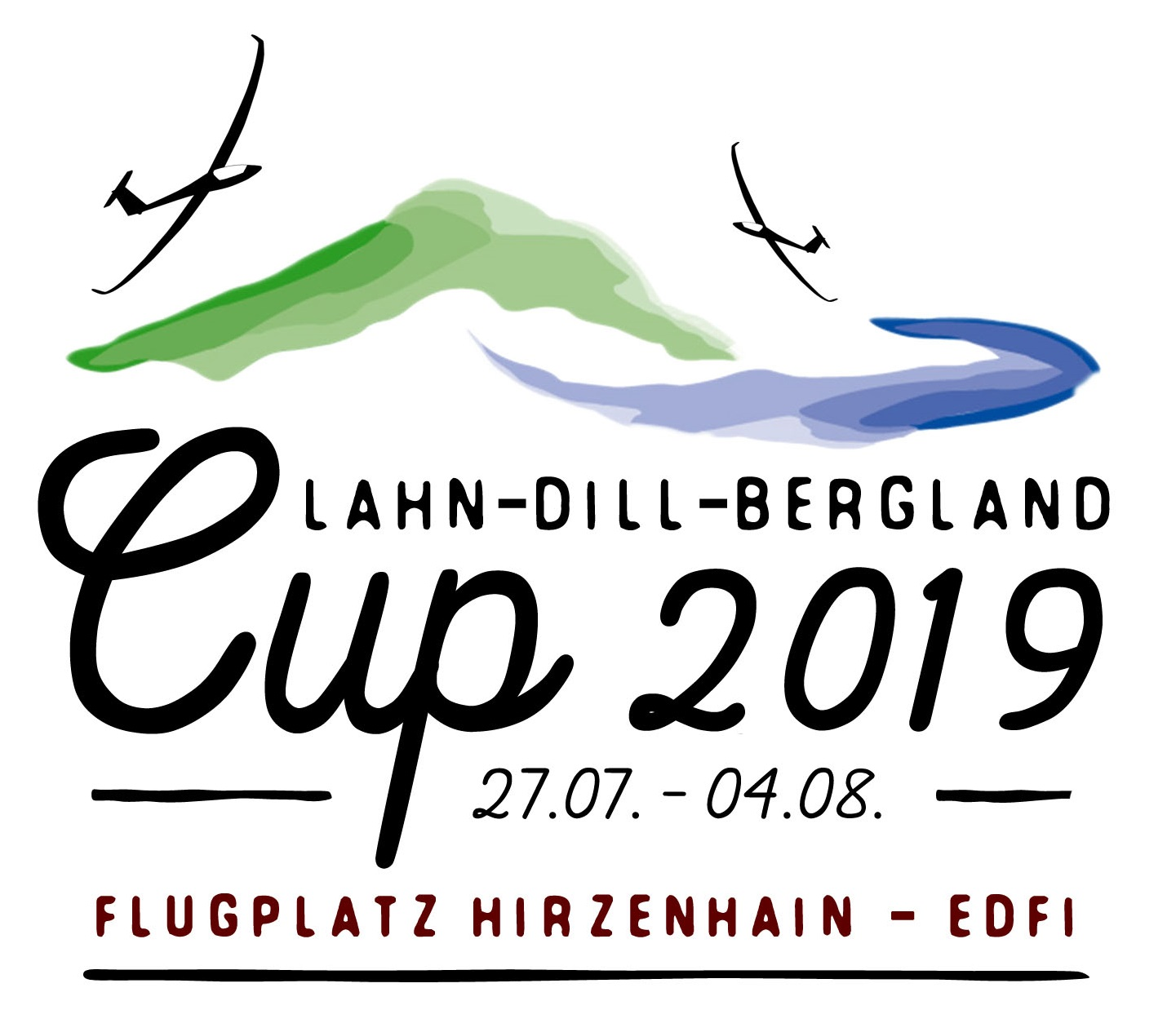 Lahn-Dill-Bergland Cup Logo